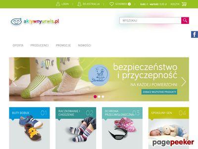 Aktywny urwis - sklep internetowy