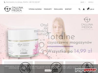 Kosmetyki naturalne - Calluna Medica sklep internetowy