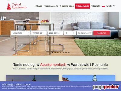 TANIE Noclegi - Capital Apartments Wrocław