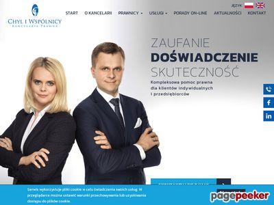 Radca prawny Warszawa