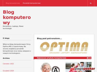 Blog komputerowy eBloog.pl