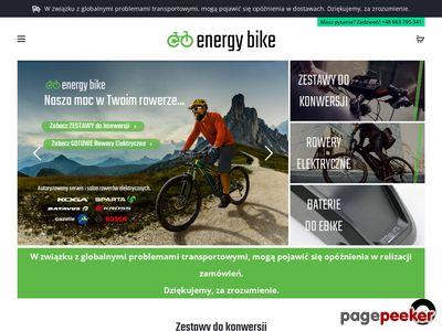 Rower elektryczny z energy-bike.pl