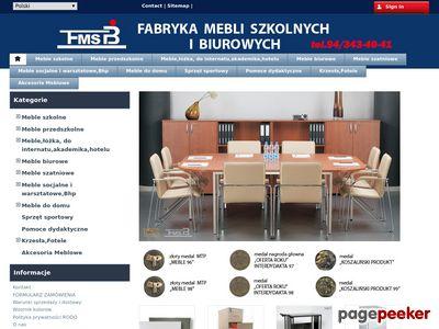 FMSiB: Szafy Koszalin, Krzesła