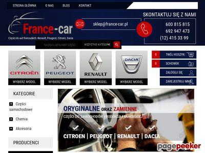 France-car