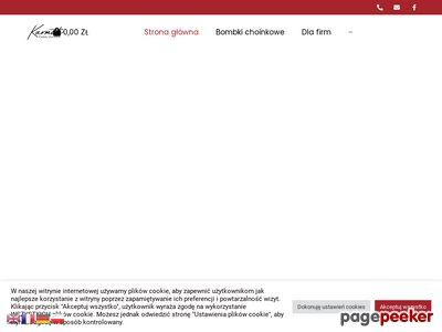 Bombki na choinkę - producent Karmat