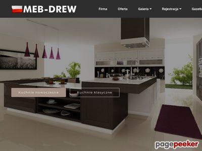 Meb-Drew Kuchnie na wymiar