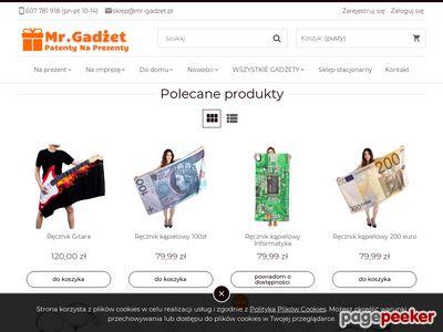 Mr. Gadżet Patenty na prezenty