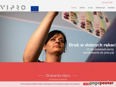 Vipro: drukarnia online