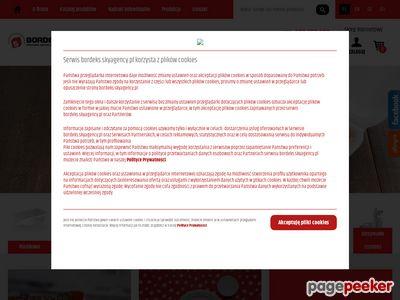 Bordeks - Naczynia jednorazowe oraz opakowania jednorazowe