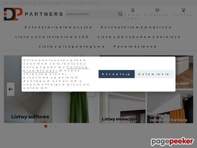 Sztykateria- Decor System- partners