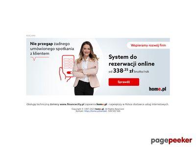 Kancelaria Rachunkowo-Podatkowa FINANCECITY.PL