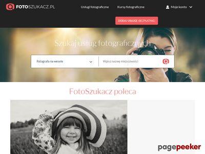 Baza usług fotograficznych