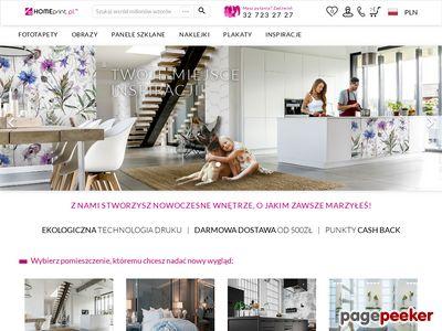 Fototapety 3d, panele szklane - Homeprint.pl