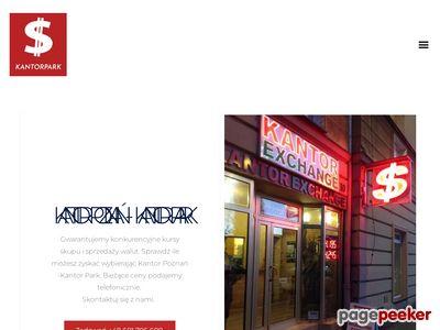 Kantor wymiany walut - www.kantorpark.pl