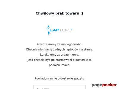 www.laptops.pl Tanie laptopy i netbooki poleasingowe Katowice