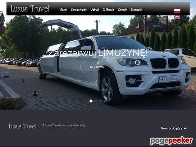 Luxus Travel - limuzyny Warszawa