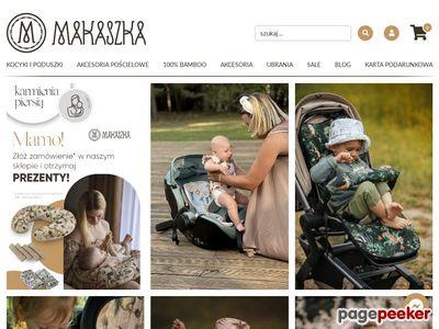 Makaszka - Artykuły Minky