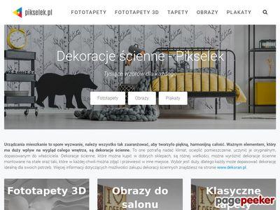 Pikselek.pl - obrazy i tapety