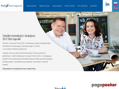 Sprzedaż i zakup firmy – doradztwo strategiczne