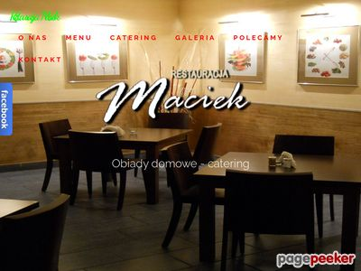 "Restauracja ""Maciek"""