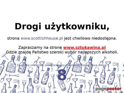 sklepy internetowe, whisky, alkohole, wina włoskie