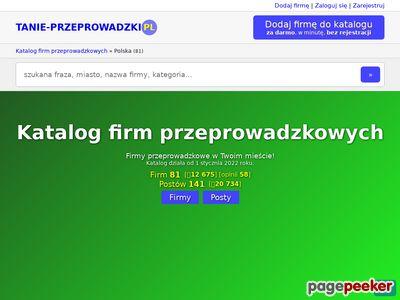 Tanie-przeprowadzki.pl : przeprowadzki Warszawa