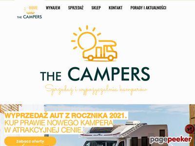 Wynajem kamperów - TheCampers.pl