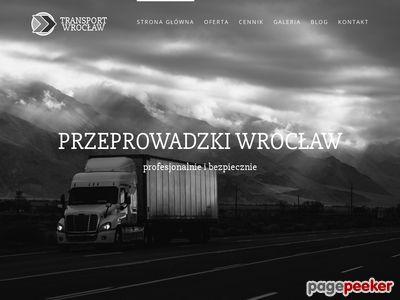 Usługi transportowe Wrocław