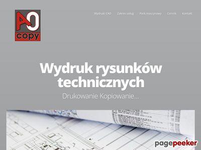 A0COPY Kserografia Katowice