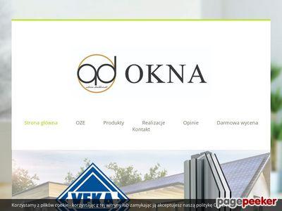 Okna aluminiowe Gorzów - adokna.com