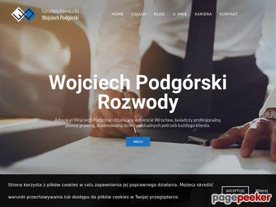 Kancelaria Adwokacka Wojciech Podgórski