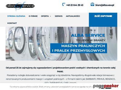 Alba.waw.pl - maszyny pralnicze