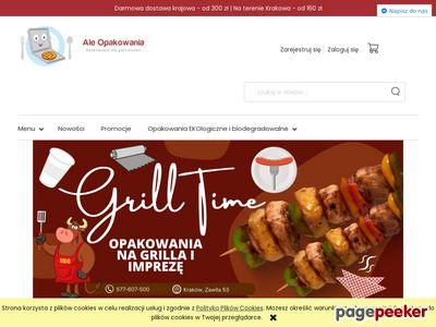 Tania chemia gospodarcza online - AleOpakowania.pl
