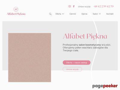 AlfabetPiekna.pl - manicure Łódź