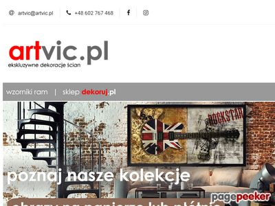 Artvic.pl - dekoracja ścian