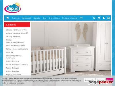 Pościel do łóżeczka minky - arus.pl