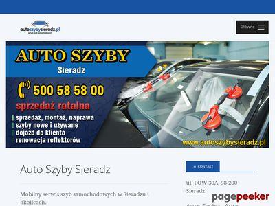 AutoSzybySieradz.pl - naprawa, montaż i sprzedaż