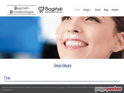 DentystaBiałystok -baginskistomatologia.pl