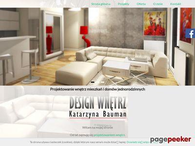 Baumart Projektowanie mieszkań i domów - dekorator i projektant Katarzyna Bauman