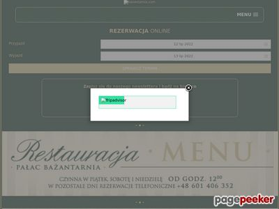 Bażantarnia - Wesele na Śląsku