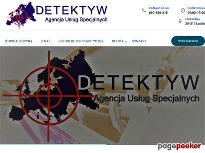 Tani detektyw - BDetektywLublin.pl