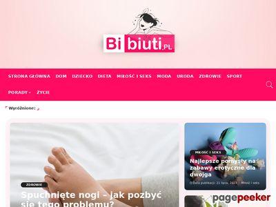 Www.bibiuti.pl fryzury Poznań