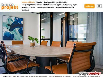 Biuro - Projekt