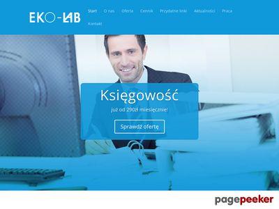 Eko-Lab Sp. z o.o. - biuro rachunkowe Kraków