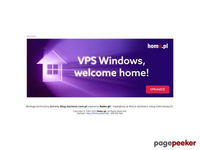 Blog.marmon.com.pl