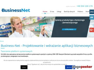 Business-Net W.Żółtowski i Wspólnicy Sp.J.