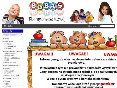 Bobas - sklep internetowy