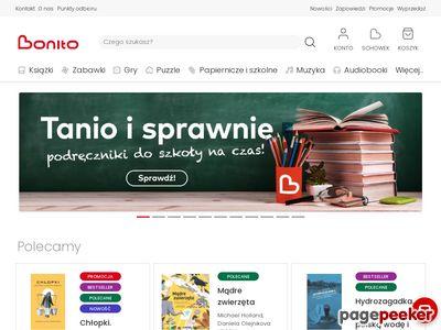 Bonito.pl - tanie książki