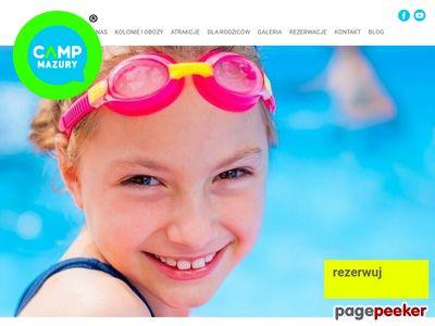 Camp Mazury - kolonie letnie dla dzieci