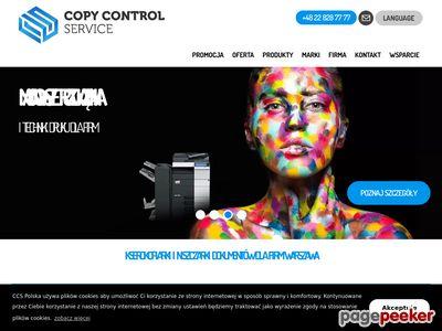 Copy Control Service s. c.